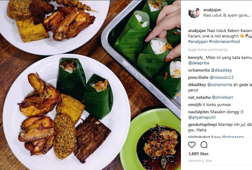 Ngidam Nasi Uduk Ini 3 Tempat Makan Di Jakarta Yang Bisa Jadi