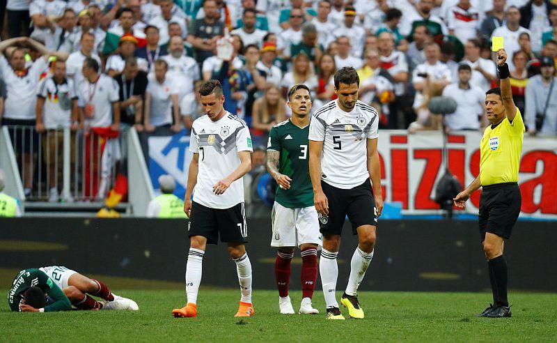 Prediksi Bola Jerman vs Swedia Piala Dunia 2018