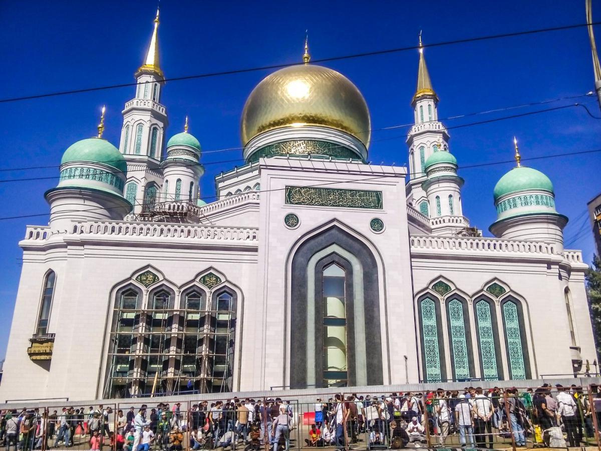 Masjid Kathedral Rusia (Ourrusia)