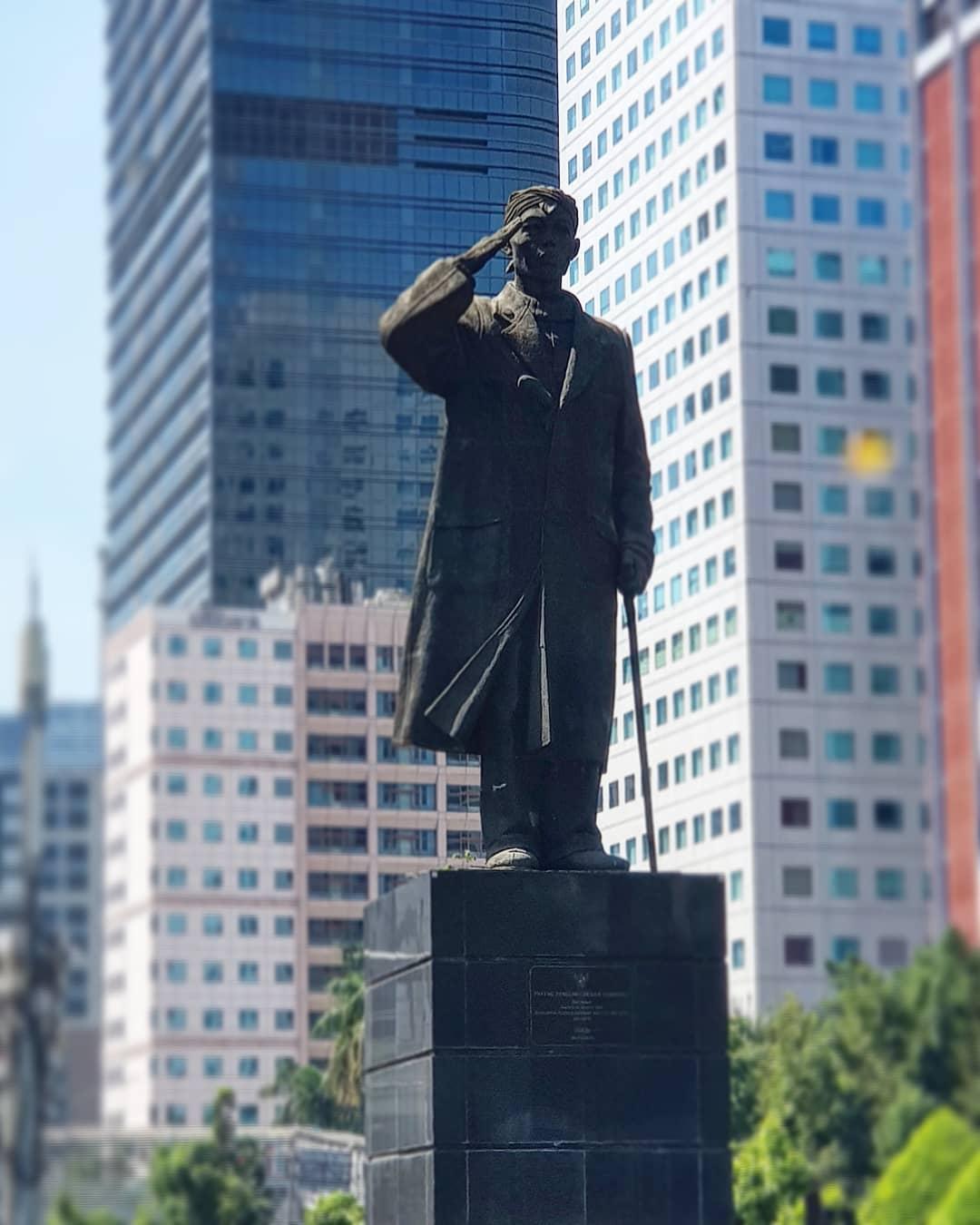 Patung Sudirman (Ig)
