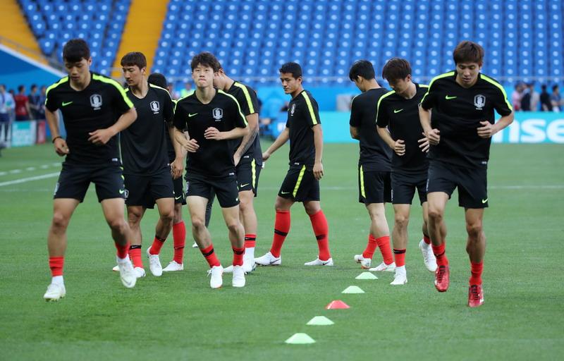 Prediksi Korea Selatan vs Meksiko di Piala Dunia 2018 ...