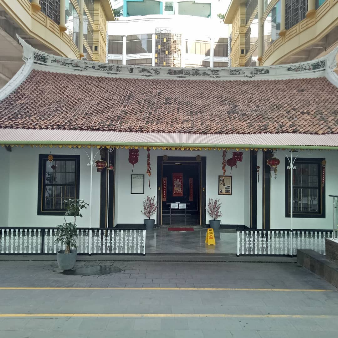 Gedung Chandra Naya (Ig)