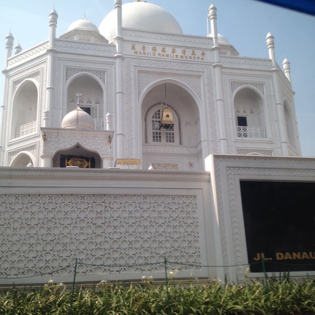 Masjid Ramlie Musofa (Ig)