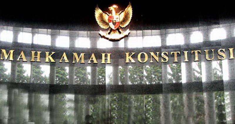 Mahkamah Konstitusi (foto: Okezone)