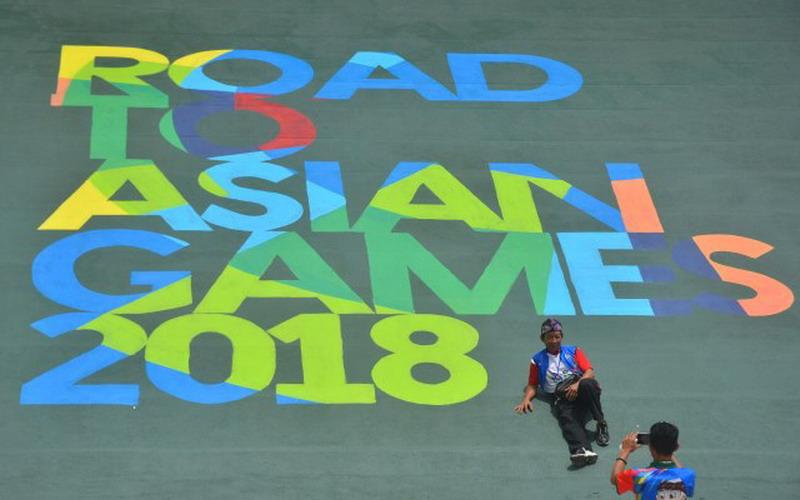 Asian Games (Foto: Antara)