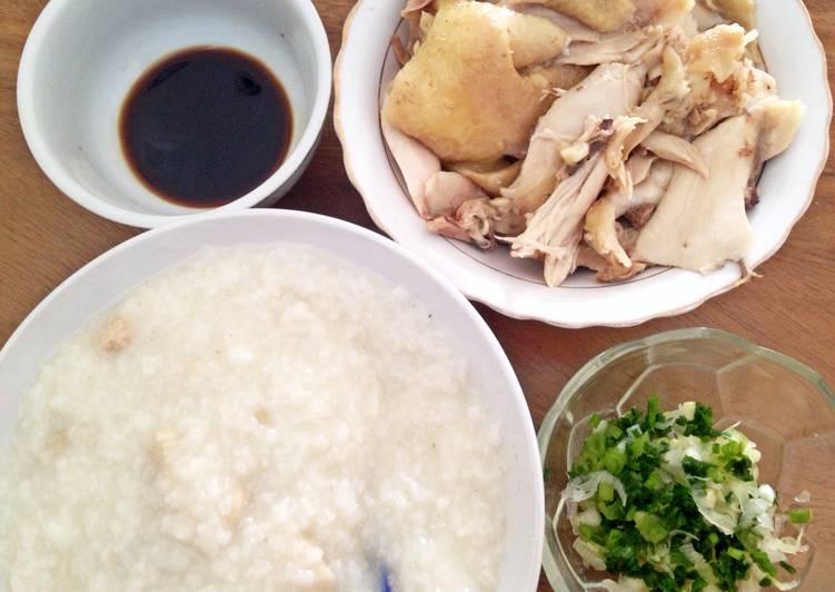 Bubur Sapo Ayam