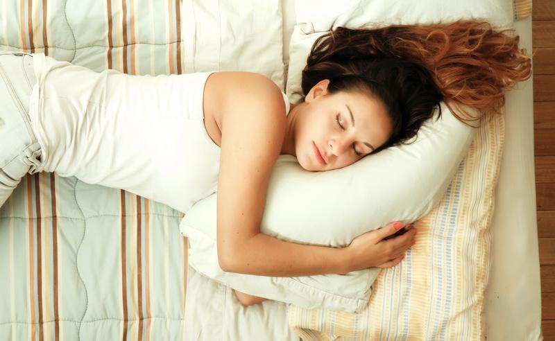 Tidur (Shutterstock)
