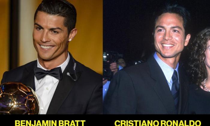 Christiano Ronaldo (Talk Sport)