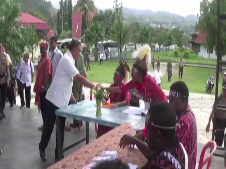 Kapolda Papua Irjen Boy Rafli Amar