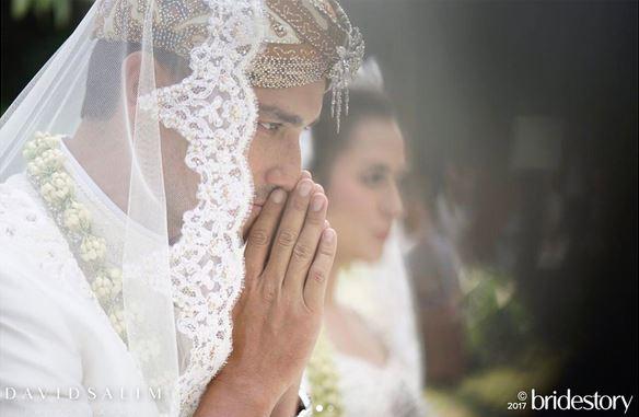 Pernikahan Hamish Daud dan Raisa
