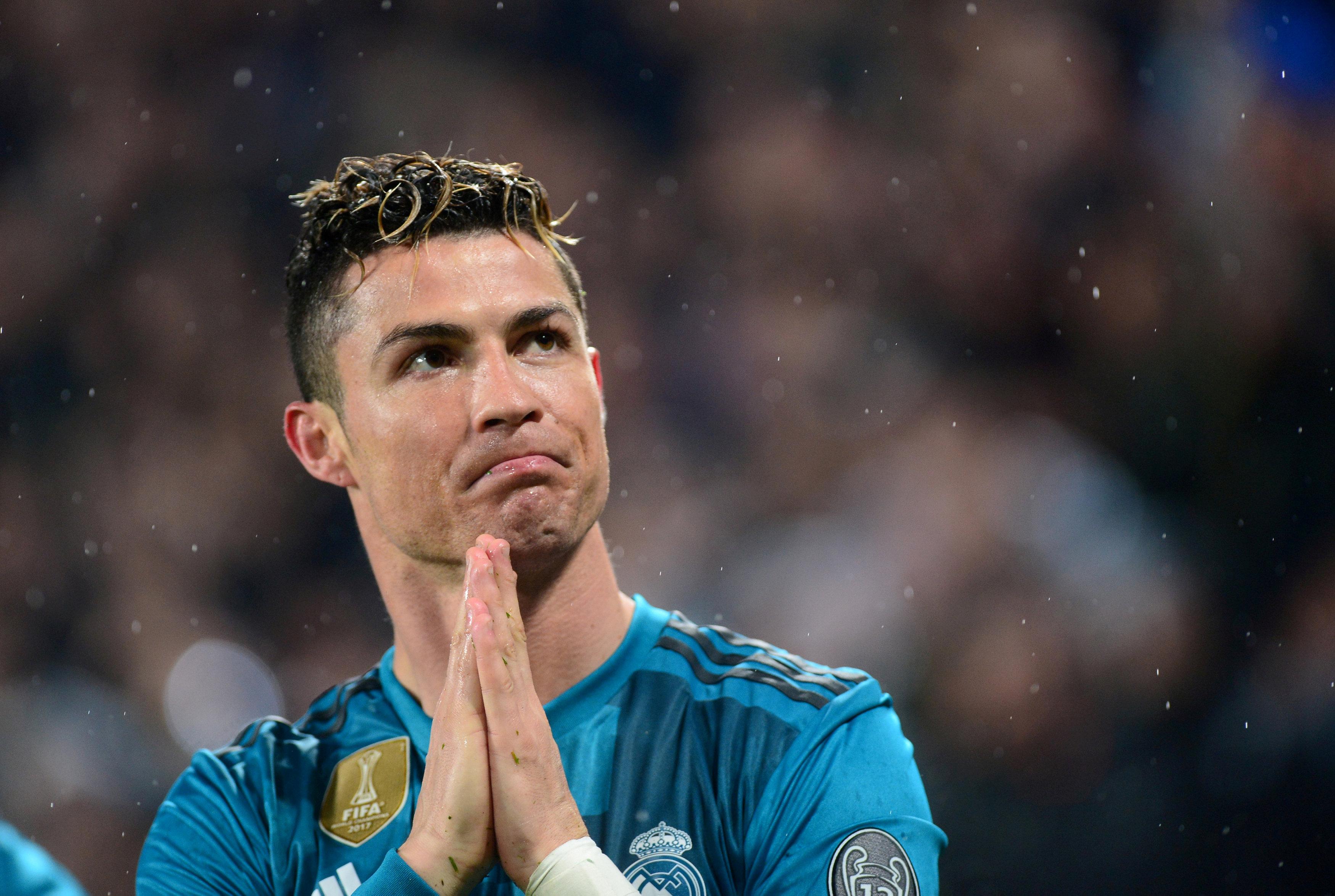 Real Madrid Sepakat Tukar Ronaldo Dengan Lukaku Okezone Bola