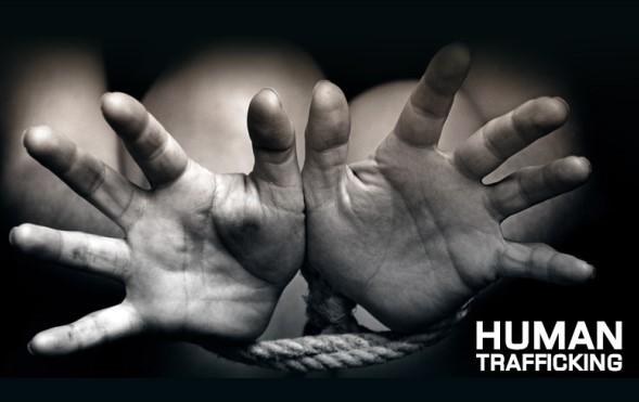 Ilustrasi Human Trafficking (foto: Shutterstock)