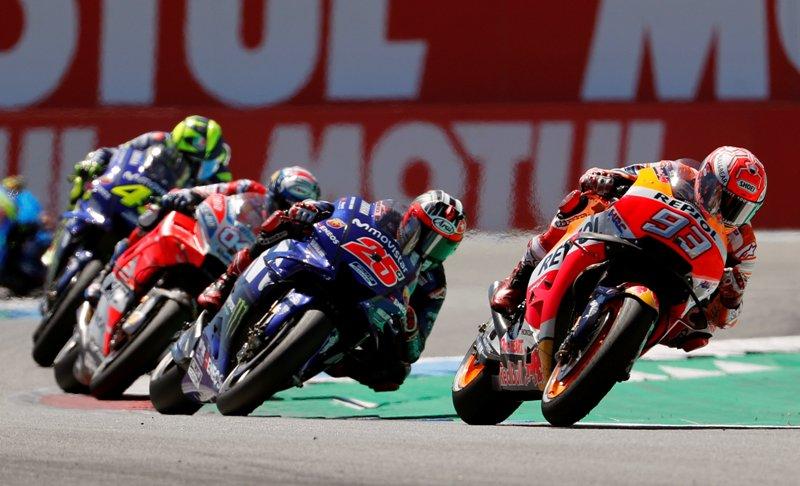 Para pembalap MotoGP
