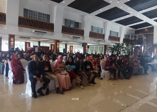 Audisi KDI Palembang