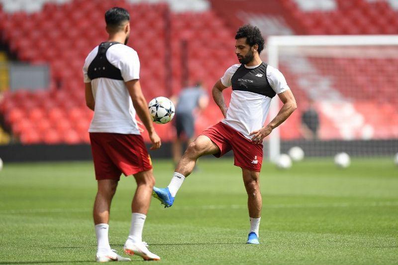 Liverpool (Foto: AFP)