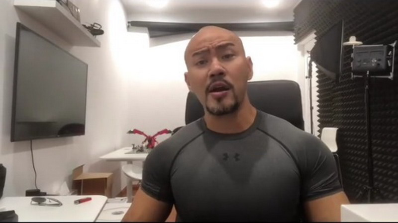 Deddy Corbuzier di YouTube Channel