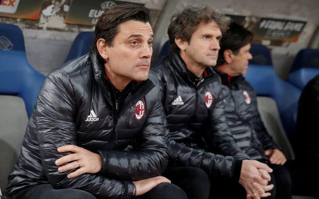 Vicenzo Montella (Foto: Reuters)