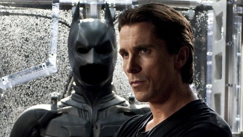 Christian Bale sebagai Batman