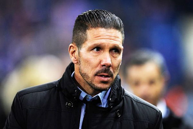 Diego Simeone. Fot: Sportskeeda
