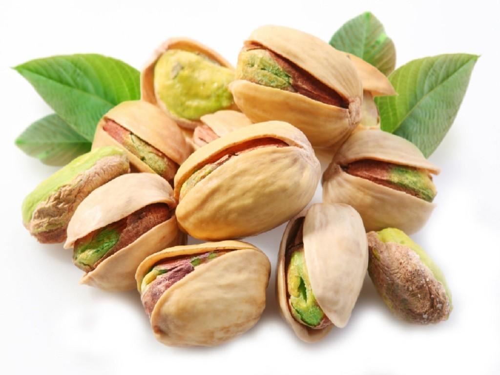 Kacang pistachio (xinature)