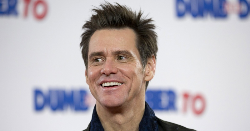 Jim Carrey, Foto: The Huffington Pos
