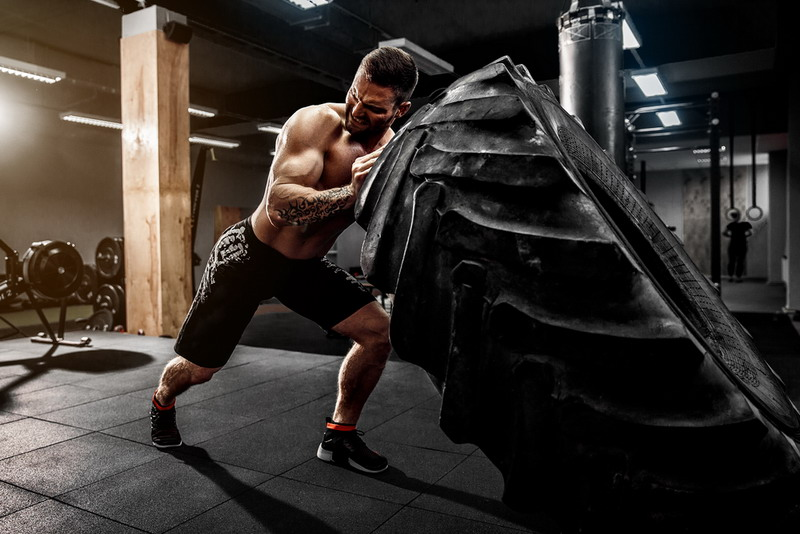 Orang kuat (Shutterstock)