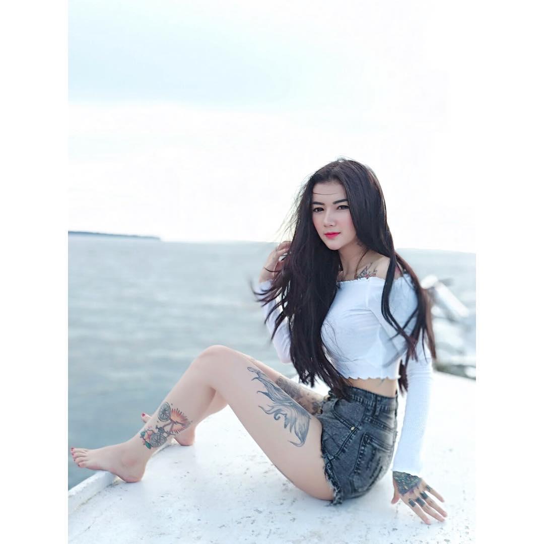 Wanita Cantik Cewe Paling Cantik Di Bandung Di 2019 Fashion
