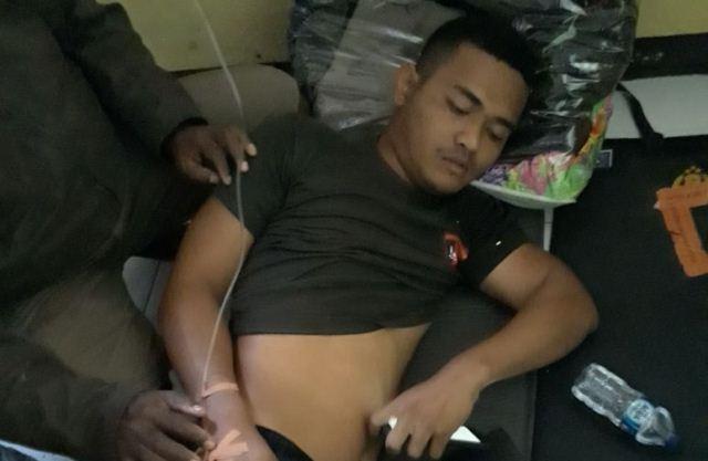 Brimob korban penyerangan KKSB di Papua