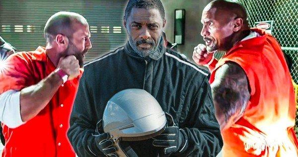 Idris Elba akan jadi lawan Hobbs dan Shaw