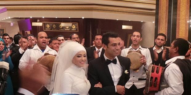 Magi Salah, istri Mohamed Salah (mvslim)