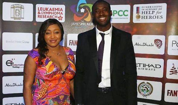 Gineba Toure, istri Yaya Toure (Mvslim)