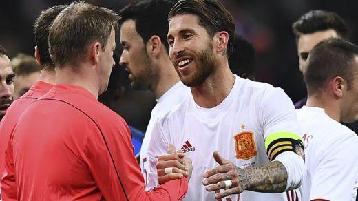 Sergio Ramos (Foto: Reuters)