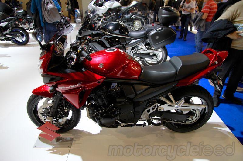 Motor Baru Suziki Pesaing Yamaha Vixion