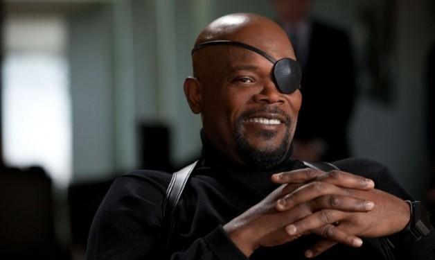 Samuel L. Jackson sebagai Nick Furry