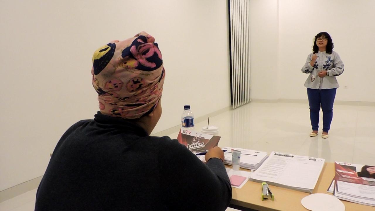 The Voice Indonesia, Foto: Taufik Budi