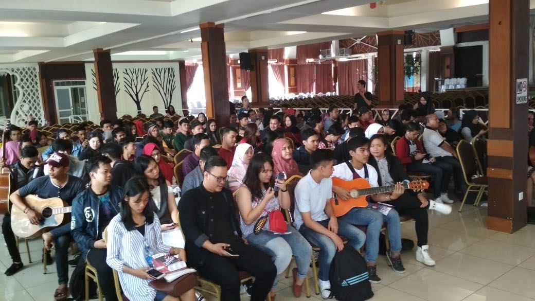 The Voice Indonesia, Foto: Melly