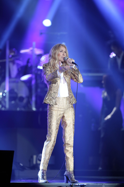 Celine Dion, Foto: Arif Julianto/Okezone