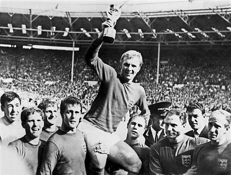 Timnas Inggris 1966