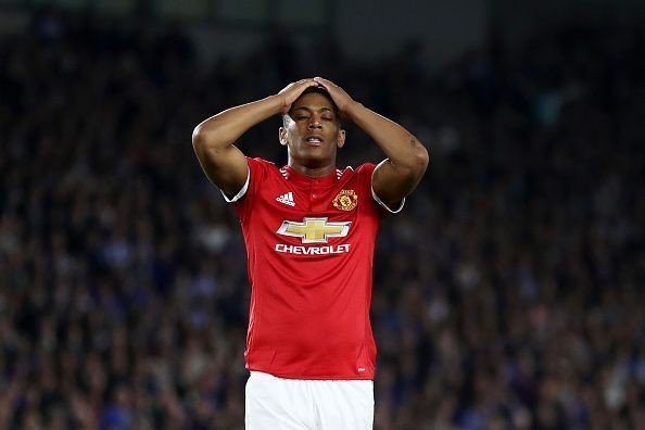 Anthony Martial (Foto: AFP)