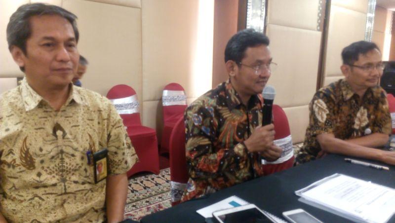 General Manager Garuda Indonesia, Hendrawan (foto: Bramantyo/Okezone)