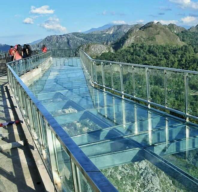 Jembatan Kaca Toraja