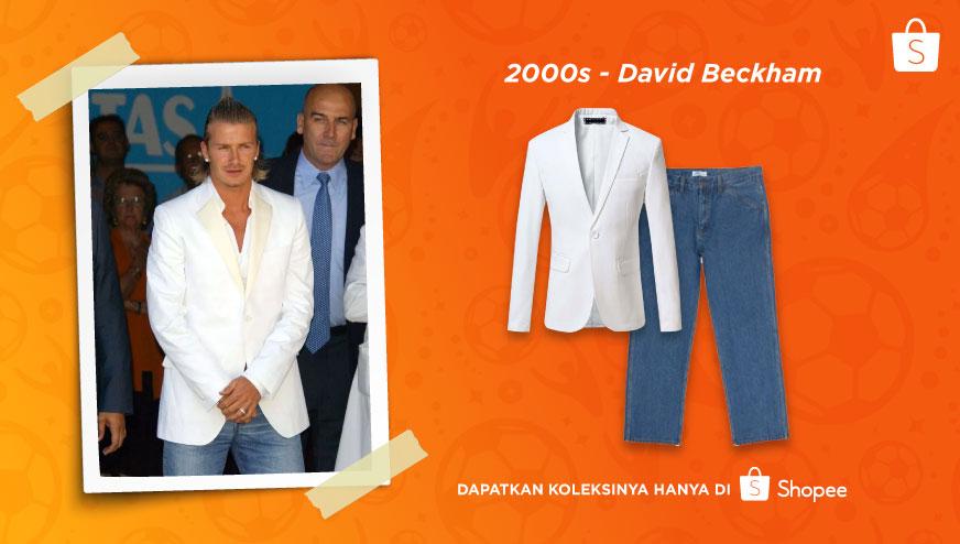 Gaya Busana Beckham