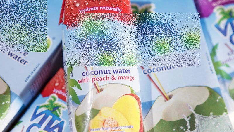 air kelapa kemasan