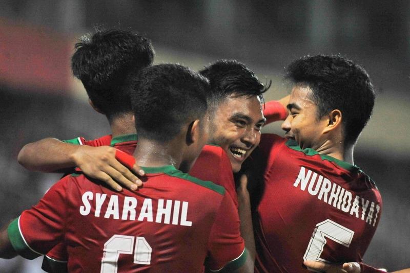 Timnas Indonesia U-19 (Foto: PSSI)