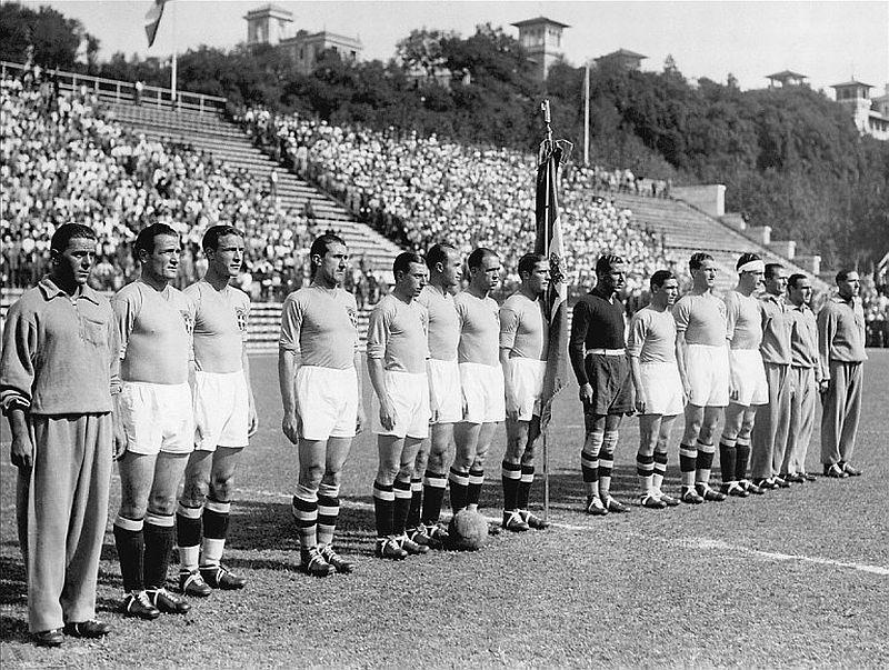 Timnas Italia 1934