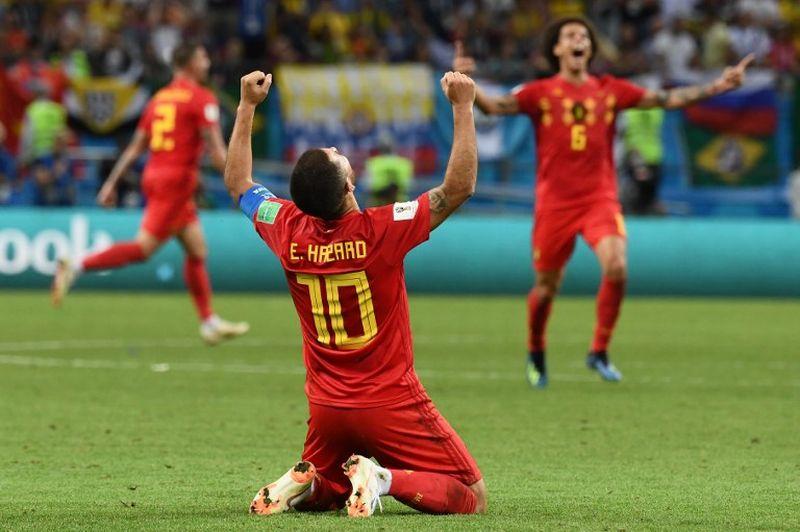 Eden Hazard (Foto: AFP)