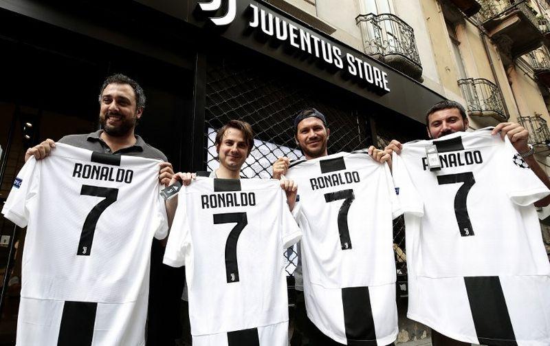 Fans Juventus