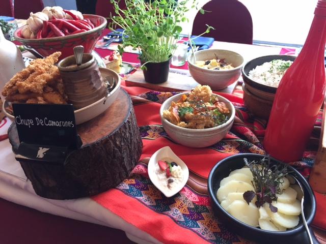 Kuliner Khas Peru