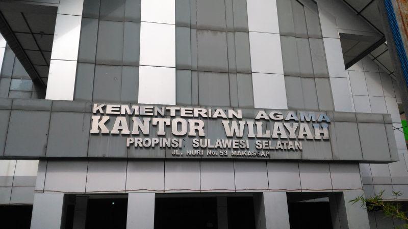 Embarkasi Makassar (foto: Herman A/Okezone)