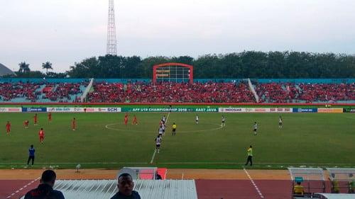Timnas Myanmar vs Thailand